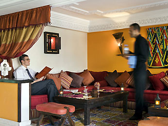 Ansicht Hotel Mercure Rabat Sheherazade