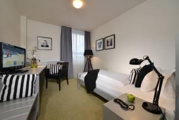 Zimmer im hotel friends Köln