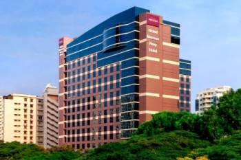 Grand Mercure Roxy Singapore - Hotel Facade