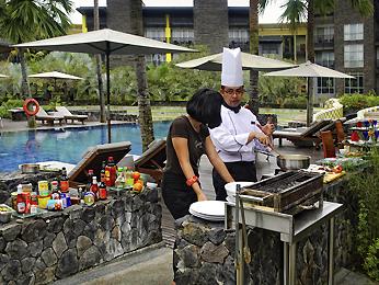 Ansicht Novotel Palembang Hotel & Residence