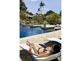 Ansicht Mercure Bali Sanur Resort