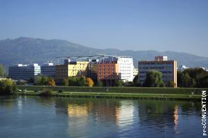 Ansicht Steigenberger Hotel Linz