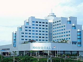 Ansicht Novotel Balikpapan