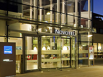 Ansicht Novotel London Paddington