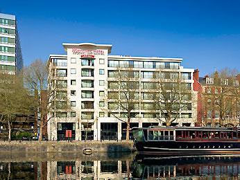 Ansicht Mercure Bristol Brigstow Hotel