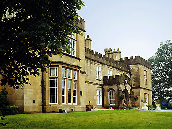 Ansicht Mercure Blackburn Dunkenhalgh Hotel and Spa