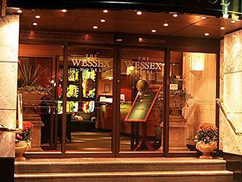 Ansicht Mercure Winchester Wessex Hotel