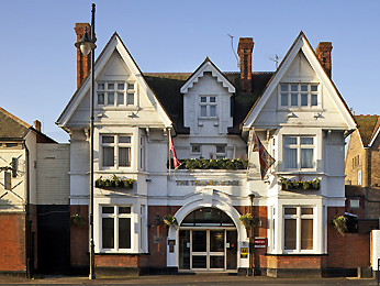 Ansicht Mercure London Staines upon Thames Hotel