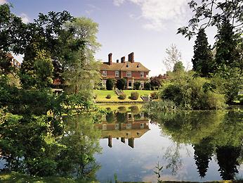 Ansicht Mercure Shrewsbury Albrighton Hall Hotel and Spa