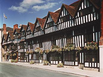 Ansicht Mercure Stratford upon Avon Shakespeare Hotel