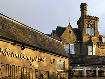 Ansicht Mercure Manchester Norton Grange Hotel and Spa
