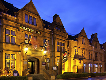 Ansicht Mercure Banbury Whately Hall Hotel
