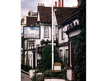 Ansicht Mercure Dorking White Horse Hotel