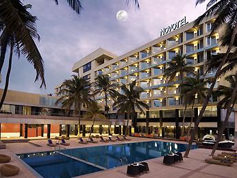Ansicht Novotel Mumbai Juhu Beach