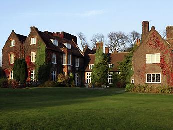 Ansicht Mercure Letchworth Hall Hotel