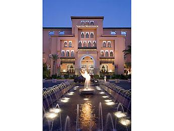 Ansicht Sofitel Marrakech Palais Imperial