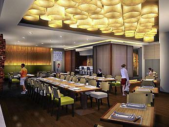 Ansicht Novotel Manado Golf Resort & Convention Center