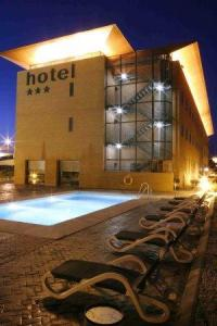Ansicht Hotel Posadas de España