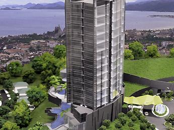 Ansicht Novotel Lampung
