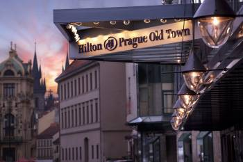 Hilton Prague Old Town exterior