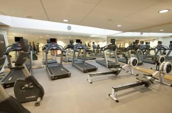 LivingWell health club gym