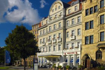 Hotel Fürstenhof, Leipzig