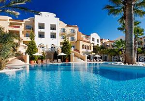 Ansicht Marriott Denia La Sella Golf & Spa Resort