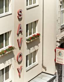 Hotel Savoy Aussenansicht