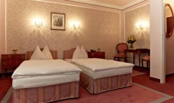 Zweibettzimmer Wiener Stil