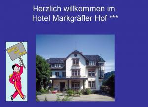 Ansicht Hotel Markgräfler Hof