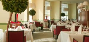 "Panoramarestaurant ""Café Madrid"""
