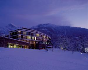 Ansicht Kempinski Hotel Berchtesgaden