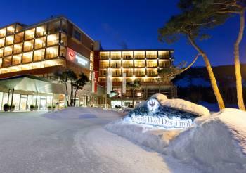 Ansicht Kempinski Hotel Das Tirol