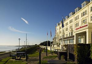 Ansicht Marriott Bournemouth Highcliff Hotel
