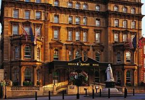 Ansicht Marriott Bristol Royal Hotel