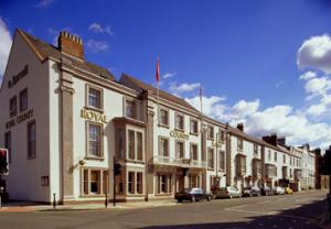 Ansicht Marriott Durham Royal County