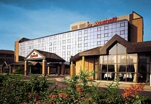 Ansicht Marriott Newcastle Gateshead Hotel MetroCentre