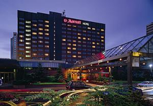 Ansicht Marriott Glasgow Hotel