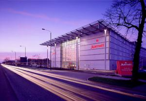 Ansicht Marriott London Heathrow Hotel