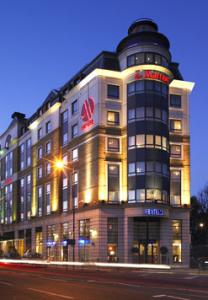 Ansicht London Marriott Hotel Maida Vale