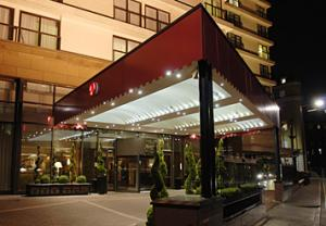 Ansicht Marriott London Hotel Marble Arch