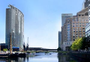 Ansicht Marriott London West India Quay Hotel