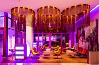 Purple Lounge