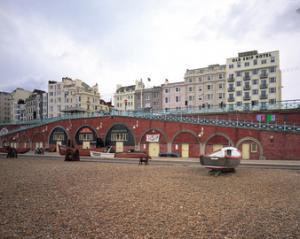 Ansicht Old Brighton Ship