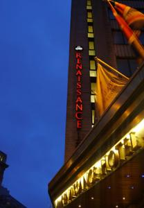 Ansicht Renaissance Manchester City Centre Hotel