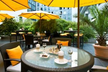 Summer Lounge Orange