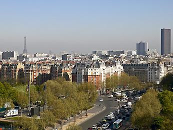 Ansicht ibis Paris Issy Les Moulineaux Val de Seine