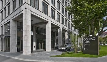 COSMO Hotel Berlin Mitte exterior