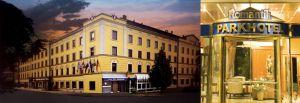 Ansicht Parkhotel Graz