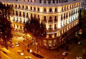 Ansicht Marriott Tbilisi
